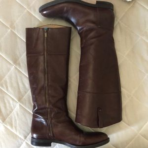 Enzo Angiolini just under the knee boots size 10.5